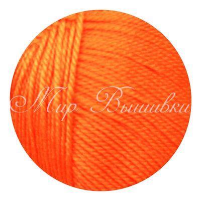 Акрил Цвет.284 Оранжевый (Пехорка, Пехорка)