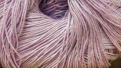 Цветное кружево Цвет.178 Св.сиреневый (Пехорка, Пехорка)