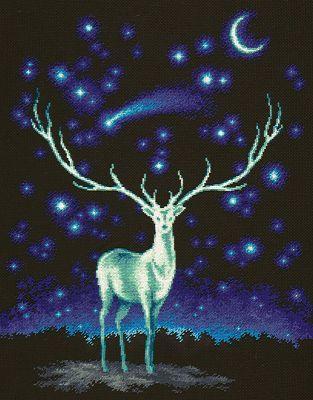 8901 Мечты сбудутся (Чудесная игла, Чудесная игла) набор для вышивания крестом мелодия любви чудесная игла 40 63