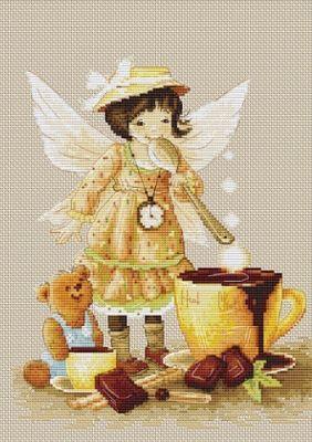 B1131 Горячий шоколад (LucaS) (LucaS, LucaS)