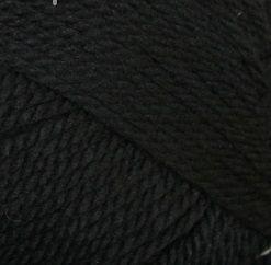 Мериносовая Цвет.02 Черный (Пехорка, Пехорка) пряжа для вязания пехорка вискоза натуральная цвет камелия 125 400 м 100 г 5 шт