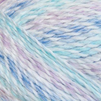 Радужный стиль Цвет.1036 Мулине голубая бирюзасирень (Пехорка, Пехорка) кружевная цвет 222 голубая бирюза пехорка пехорка