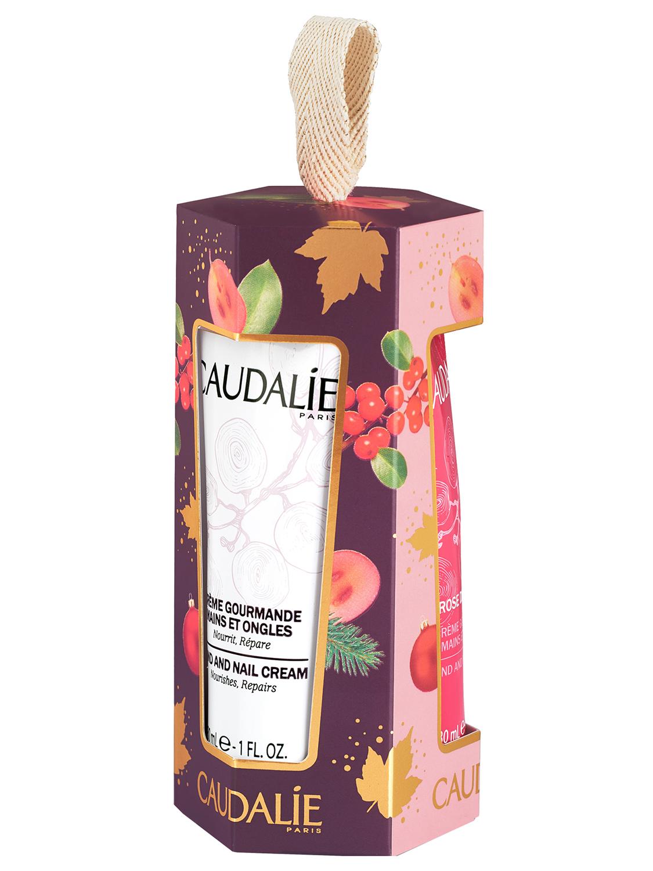 Купить Caudalie Набор Трио изысканных кремов для рук и ногтей: «The Des Vignes» 30 мл + «Rose de Vigne» 30 мл + Крем для рук 30 мл (Caudalie, Body), Франция