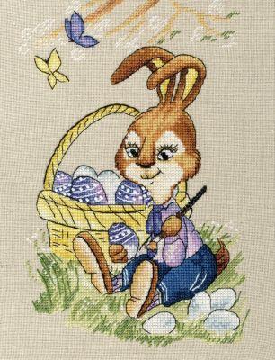 Д063 Пасхальный кролик (Золотое Руно, Золотое Руно)