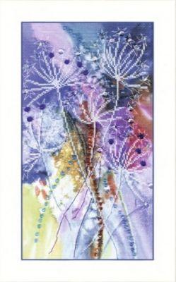 РК108 Травки чм (Чарiвна Мить, Чарiвна Мить) набор д творчества preciosa бисер 5гр непрозрачный светлый сапфирово голубой радужный 34020