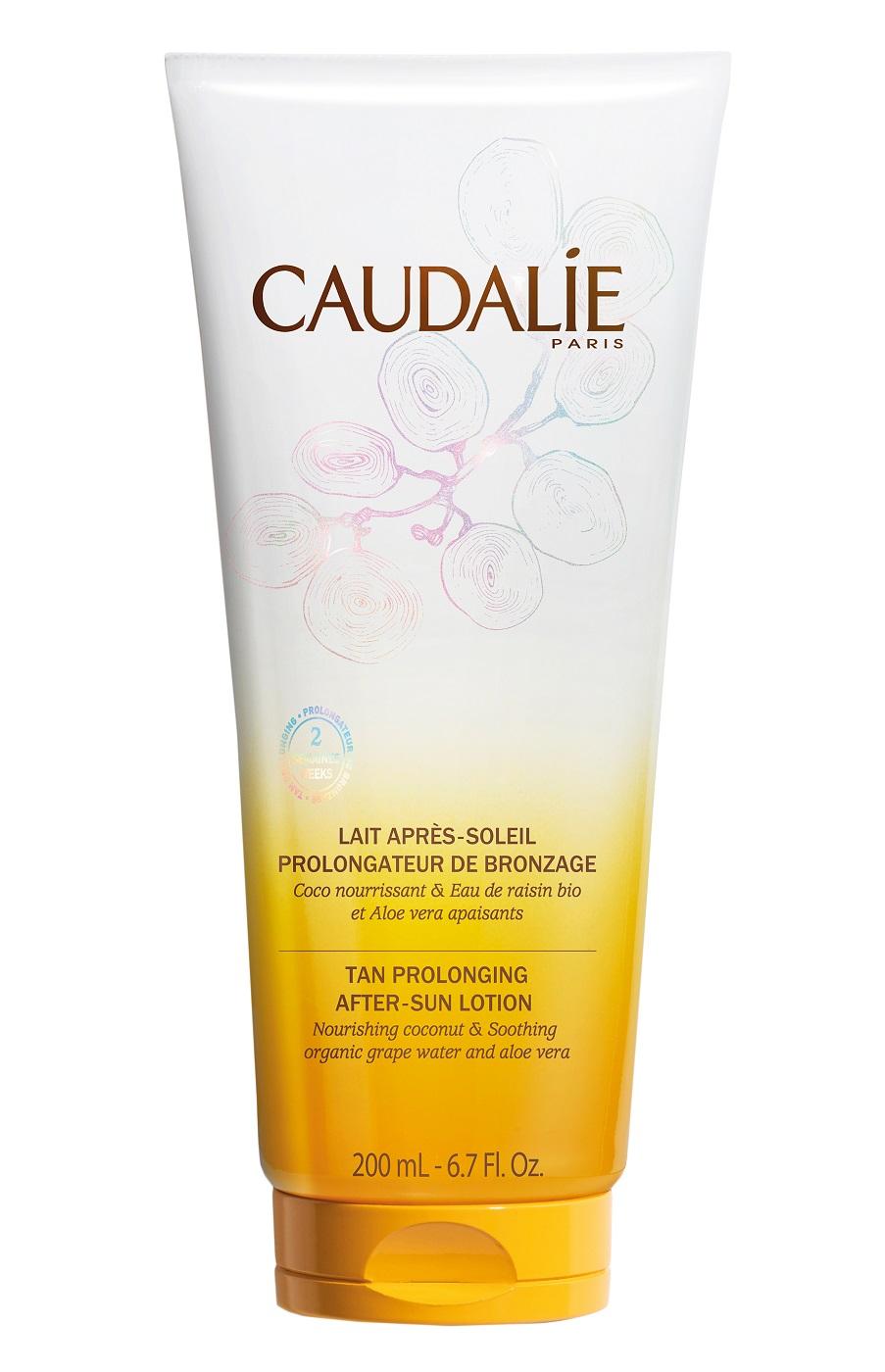 Купить Caudalie Лосьон для тела усилитель после загара, увлажняющий и успокаивающий, 200 мл (Caudalie, Sun care), Франция
