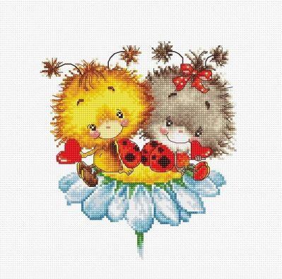 B1141 Ladybug (LucaS) (LucaS, LucaS) b2295 шляпа к шляпе lucas lucas lucas