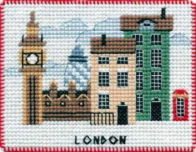 1063 Столицы мира. Лондон (Овен) (Овен, Овен)