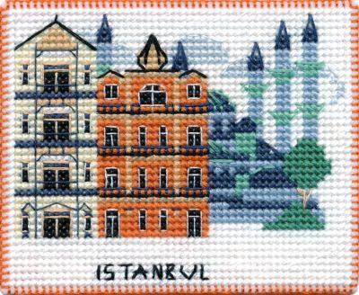 1069 Столицы мира. Стамбул (Овен) (Овен, Овен) turvan 3 стамбул