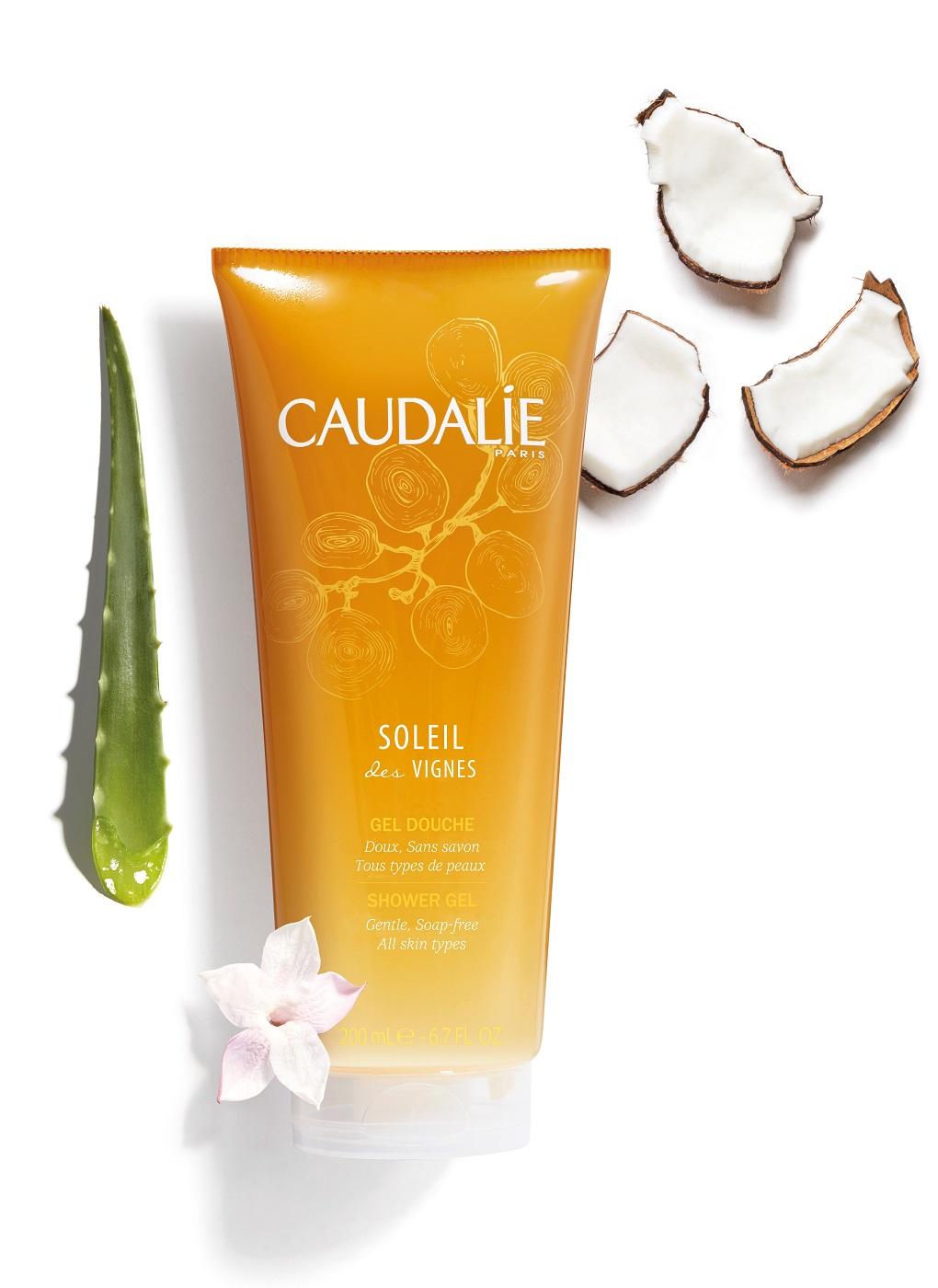 Купить Caudalie Гель для душа Soleil de Vignes 200 мл (Caudalie, Body), Франция