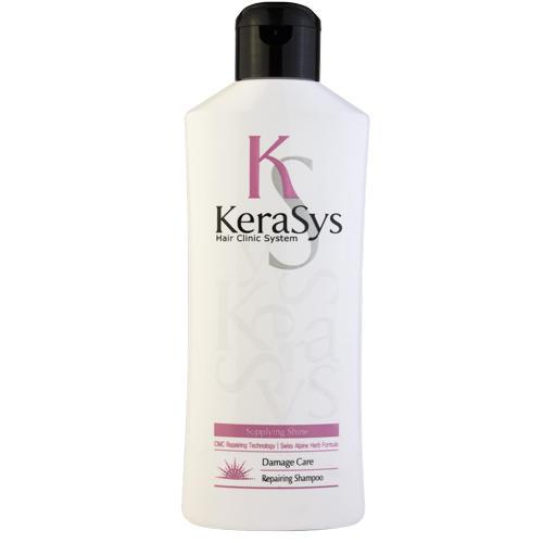Шампунь для волос восстанавливающий 180 мл (Kerasys, Hair Clinic) kerasys hair clinic revitalizing кондиционер для поврежденных волос 180 мл