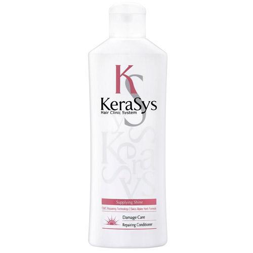 Купить Kerasys Кондиционер для волос восстанавливающий 180 мл (Kerasys, Hair Clinic), Южная Корея