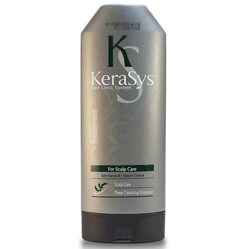 Освежающий шампунь для лечения кожи головы 180 мл (Kerasys, Scalp Care) kerasys шампунь освежающий для лечения кожи головы scalp care 400 г