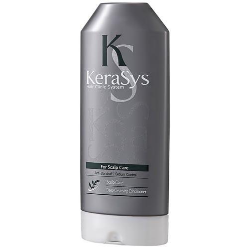 Освежающий кондиционер для лечения кожи головы 180 мл (Kerasys, Scalp Care) кондиционер для лечения кожи головы 180 мл kerasys scalp care