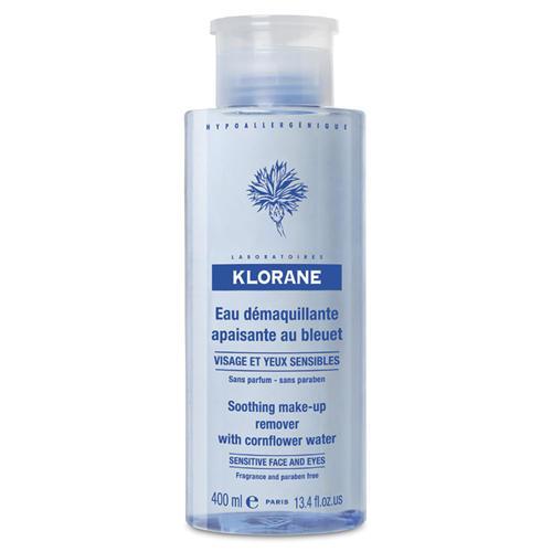 Очищающая вода с экстрактом василька 400 мл (Eye Care Range)Очищающие средства<br>Специально разработана для чувствительной кожи. Является идеальным средством очищения и снятия макияжа при ношении контактных линз. Вода, полученная из соцветий василька, оказывает успокаивающее и противоотечное действие, деликатно очищает лицо, глаза и губы, возвращая коже ощущение чистоты и свежести. Не требует смывания водой. Не содержит отдушек, спирта и парабенов. Средство прошло дерматологический и офтальмологический контроль.<br>&amp;nbsp;<br><br>Линейка: Eye Care Range<br>Объем мл: 400<br>Пол: Женский<br>Назначение: Очищение контура глаз<br>Зона применения: Уход за кожей вокруг глаз, Очищение кожи