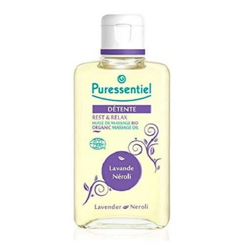 Puressentiel Органическое массажное масло Отдохнуть и расслабиться 100 мл (Puressentiel, Хорошее самочувствие) puressentiel органическое массажное масло отдохнуть и расслабиться 100 мл puressentiel хорошее самочувствие
