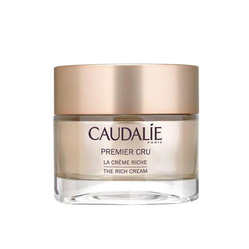 Омолаживающий крем для сухой кожи Премьер Крю 50 мл (Caudalie, Premier Cru) caudalie омолаживающий крем для глаз premier cru 15 мл