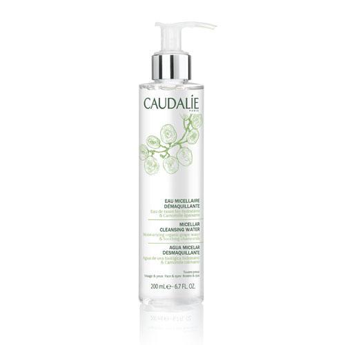 Мицеллярная вода для снятия макияжа 200 мл (Caudalie, Demaquillante) vilenta мицеллярная вода для снятия макияжа bloom 200 мл