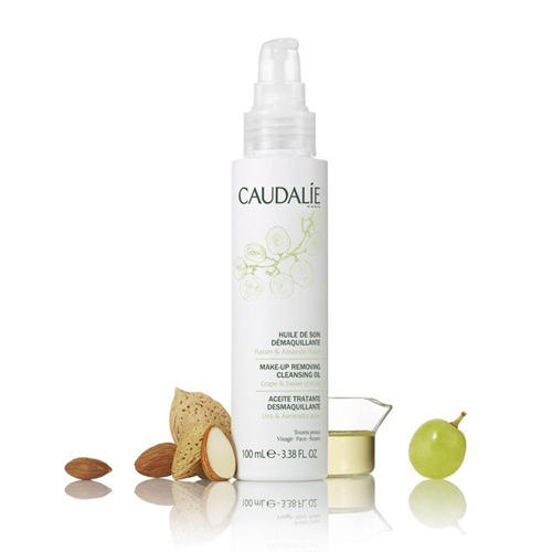 Caudalie Масло для снятия макияжа 100 мл (Demaquillante)