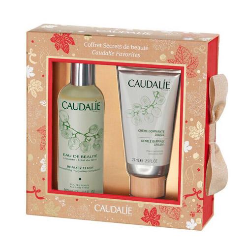 Набор Секреты красоты с Водой для красоты лица (Demaquillante) (Caudalie)