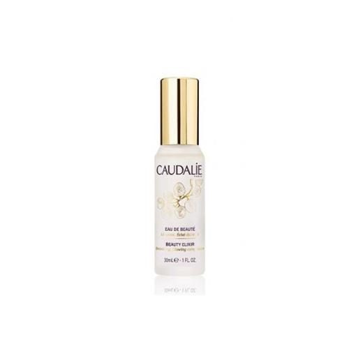 Вода для красоты лица 30 мл (лимитированный выпуск) (Caudalie, Eau de beaute) caudalie beauty elixir вода для красоты