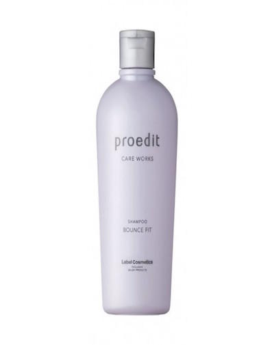 Шампунь для мягких волос PROEDIT SHAMPOO BOUNCE FIT 300 мл (Lebel, PROEDIT) недорого