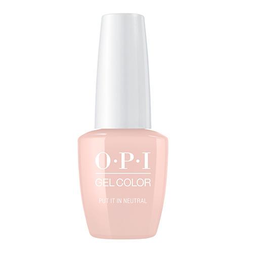 O.P.I Гель-лак для ногтей Peru GelColor,