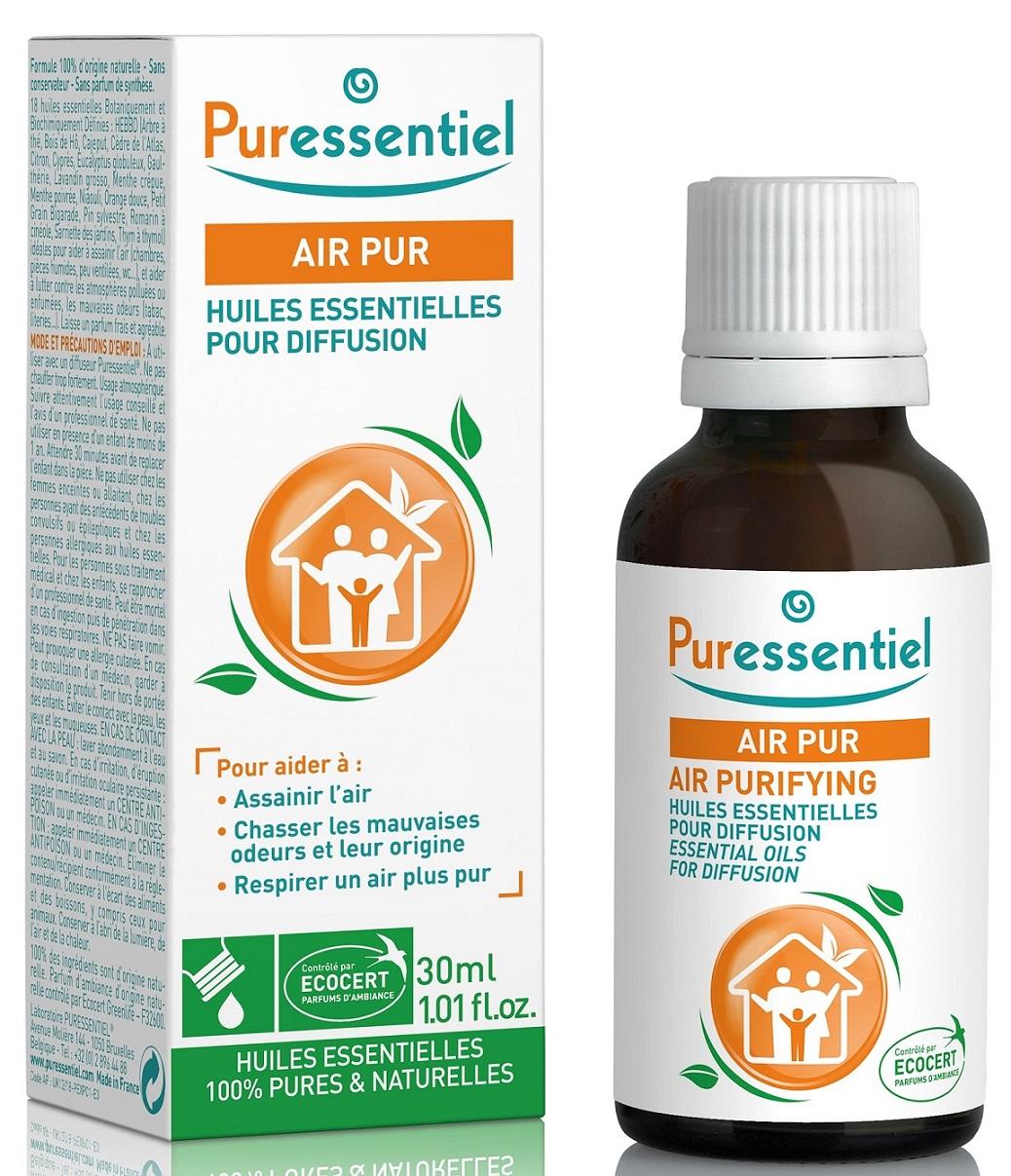 Купить Puressentiel Комплекс эфирных масел чистый воздух, 30 мл (Puressentiel, Отдых и Релакс), Франция