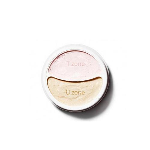 Двойная маска для лица (очищение и питание), 5050 г (Swisspure, Для лица) andalou маска для лица освежающая тыква и манука мёд 6 шт x 8 г