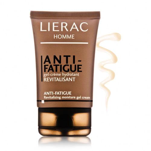 Восстанавливающий и увлажняющий гелькрем для усталой кожи (Lierac, Lierac Homme) гелькрем гидрахроно увлажняющий нормальной и сухой кожи 40 мл lierac hydrachrono