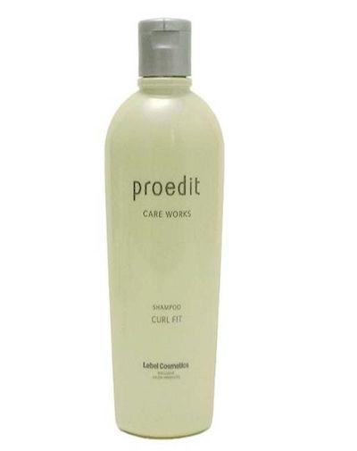 Шампунь для кудрявых волос PROEDIT SHAMPOO CURL FIT 300 мл (Lebel, PROEDIT) недорого
