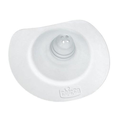 Наклади на соски силиконовые защитные, большие, 2шт (Chicco, Для груди) наклади на соски силиконовые защитные большие 2шт chicco для груди
