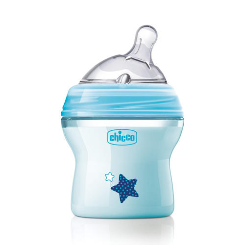 Chicco chicco бутылочка well being nature glass 150 мл