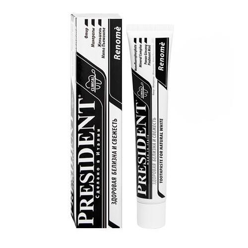 President Реноме паста зубная 100 мл (Renome)