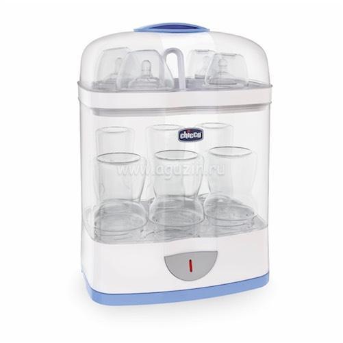 цена на Стерилизатор бутылочек паровой 2в1 с автоматическим отключением (Chicco, Бытовая техника)