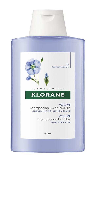 Купить Klorane Шампунь с экстрактом льняного волокна 200 мл (Klorane, Volume plump), Франция