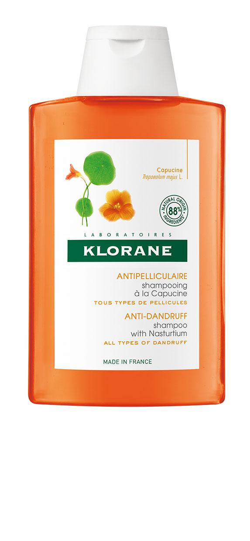 Купить Klorane Шампунь с экстрактом настурции 200 мл (Klorane, Dandruff), Франция