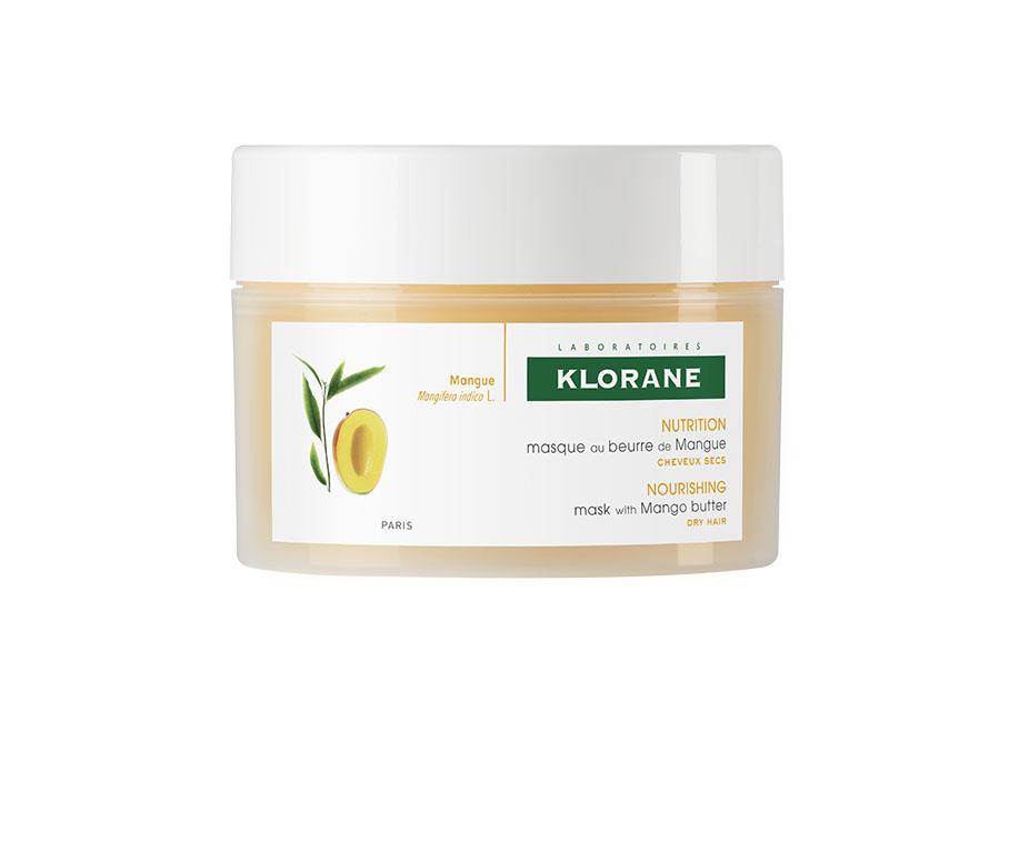 Купить Klorane Маска с маслом Манго для сухих, поврежденных волос 150мл (Klorane, Dry Hair), Франция