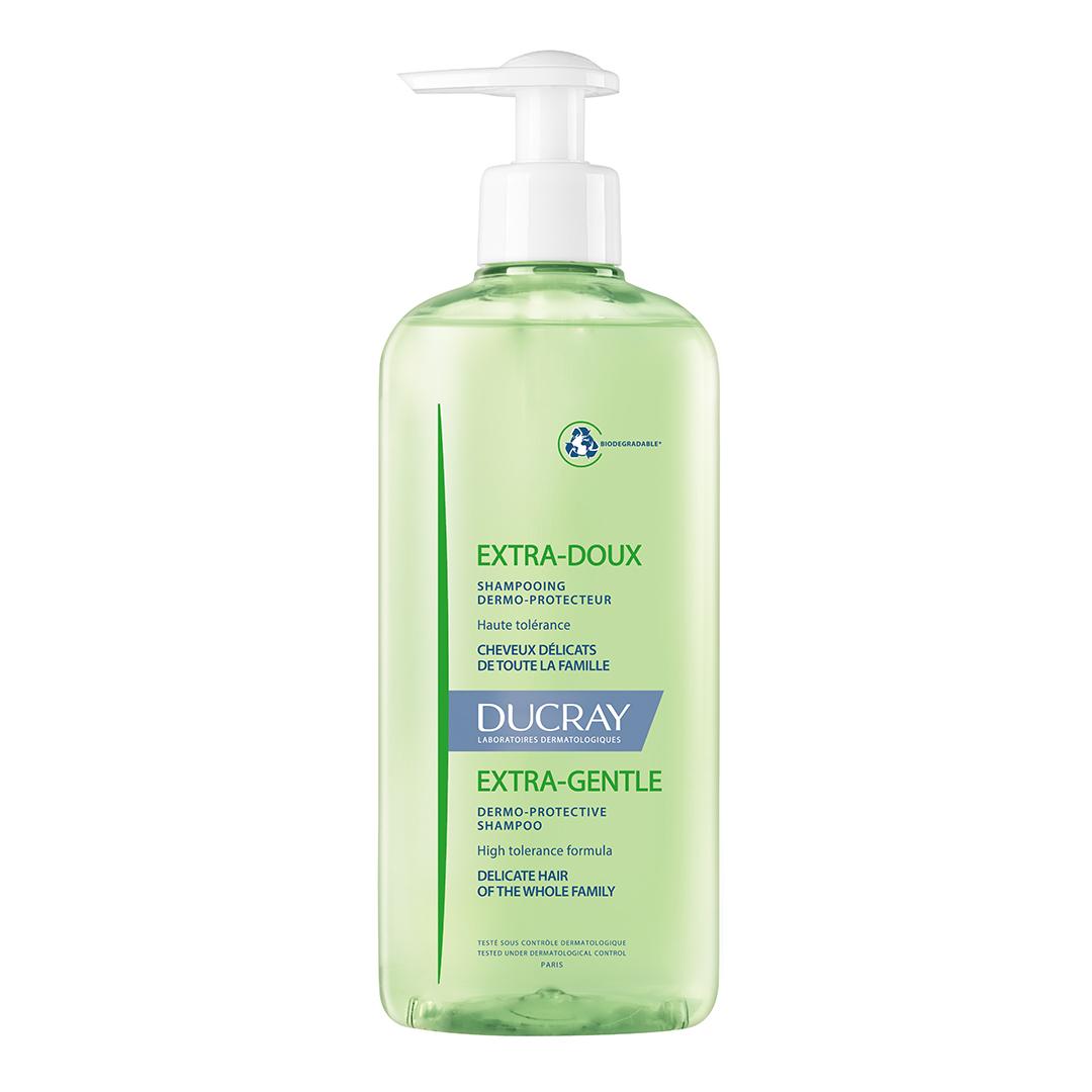Купить Ducray Дюкре Защитный шампунь для частого применения Экстра-Ду 400 мл (Ducray, Шампуни для частого применения), Франция