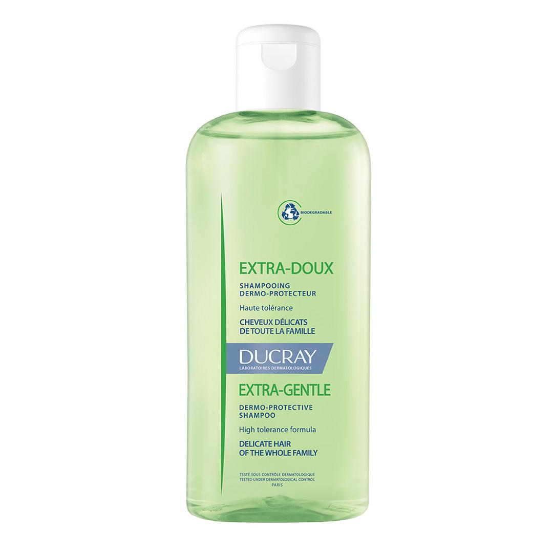 Купить Ducray Защитный шампунь для частого применения Экстра-Ду 200 мл (Ducray, Шампуни для частого применения), Франция