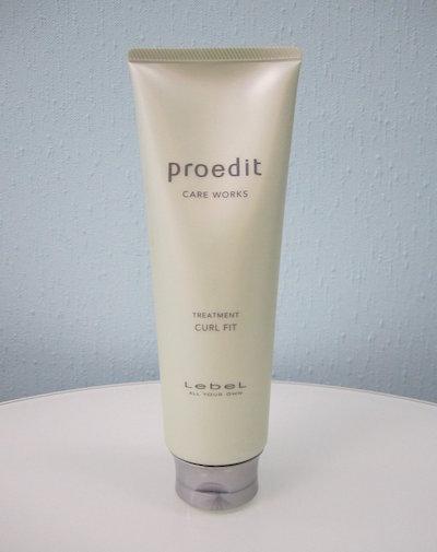 Маска для волос линии PROEDIT HAIR TREATMENT CURL FIT 250 мл (Lebel, PROEDIT) цена в Москве и Питере