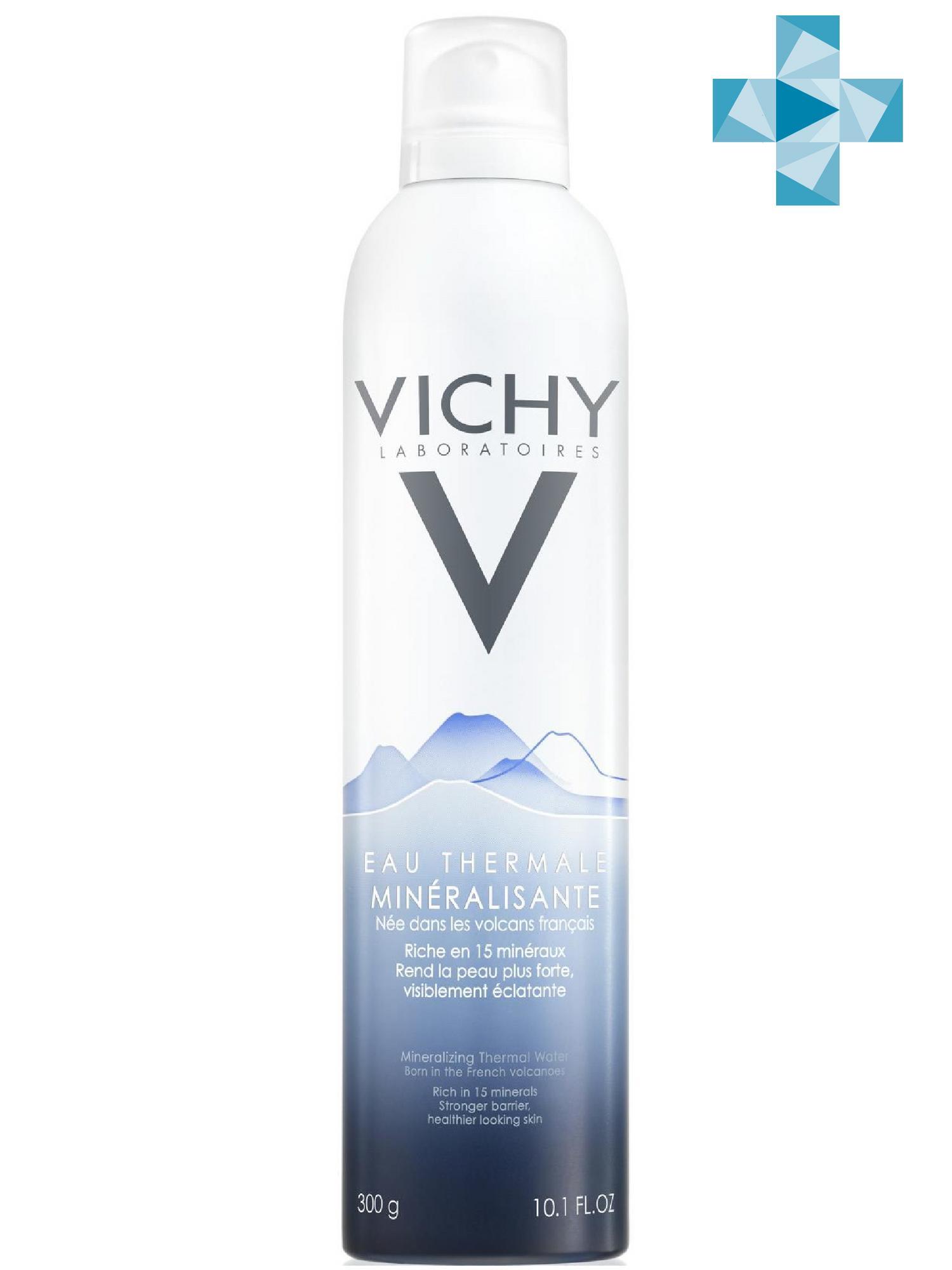 Vichy Термальная Вода Vichy 300 мл (Vichy, Thermal Water Vichy)