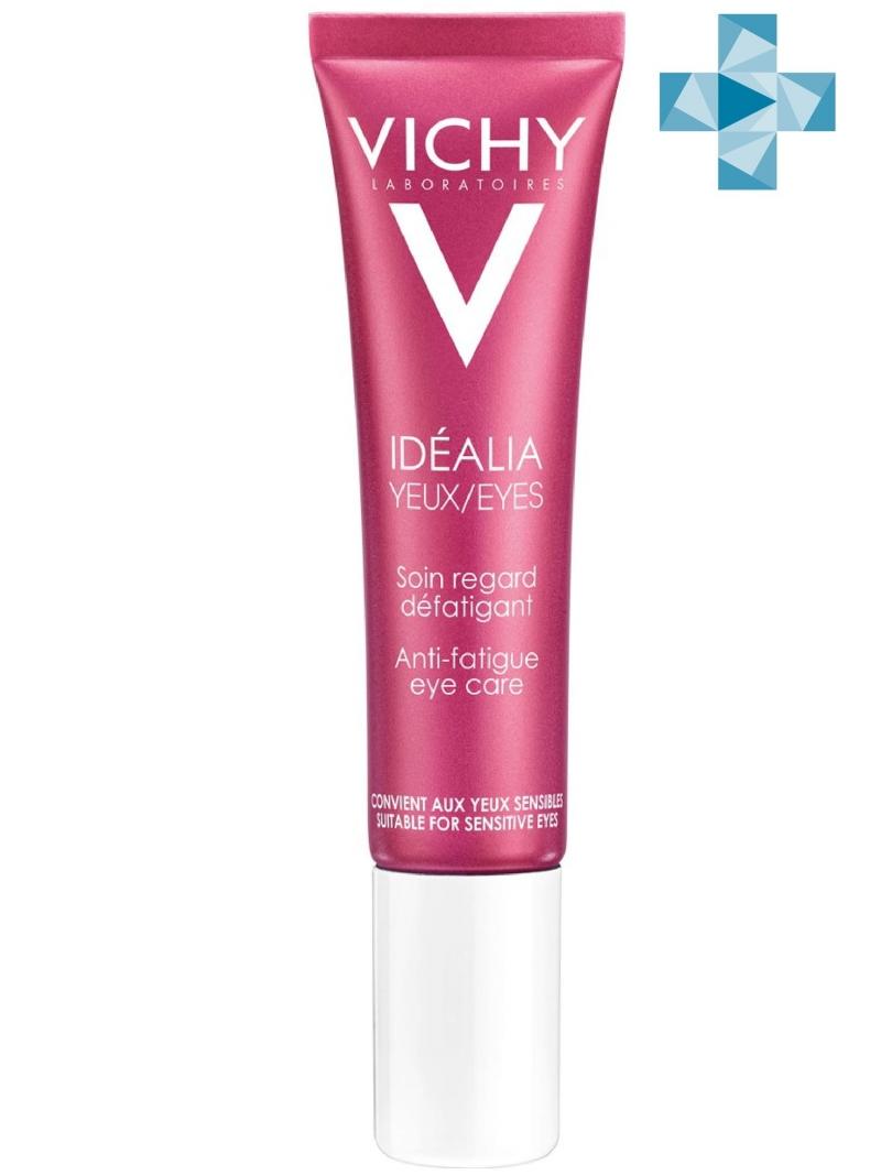 Идеалия Крем для контура глаз 15 мл (Vichy, Idealia) vichy крем для контура глаз идеалия 15 мл