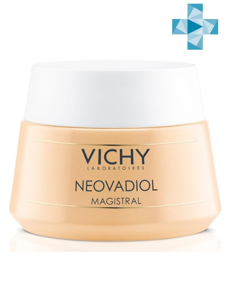 Vichy Неовадиол Мажистраль питательный бальзам, повышающий плотность кожи 50 мл (Vichy, Neovadiol)