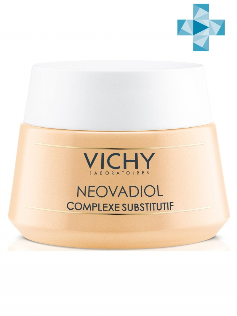 Vichy Неовадиол Компенсирующий комплекс для нормальной и комбинированной кожи 50 мл (Vichy, Neovadiol) виши неовадиол ночной компенсирующий комплекс 50мл купить
