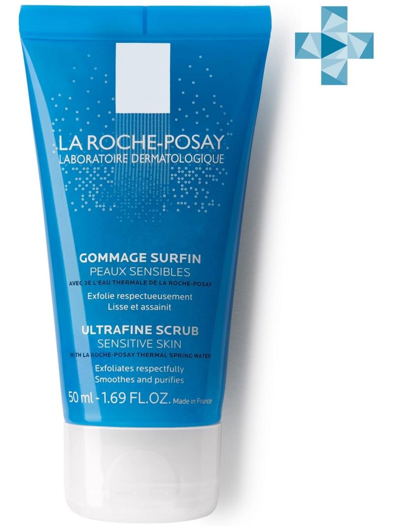 La Roche-Posay Мягкий скраб для всех типов кожи 50 мл (La Roche-Posay, Physiological Cleansers)