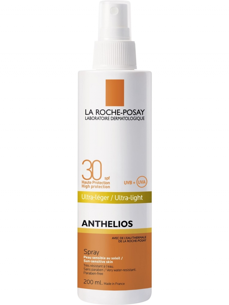 La Roche-Posay Спрей для лица и тела SPF 30+ 200 мл (La Roche-Posay, Anthelios)