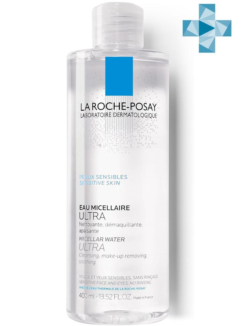 Купить La Roche-Posay Мицеллярная вода для чувствительной кожи, 400 мл (La Roche-Posay, Physiological Cleansers), Франция