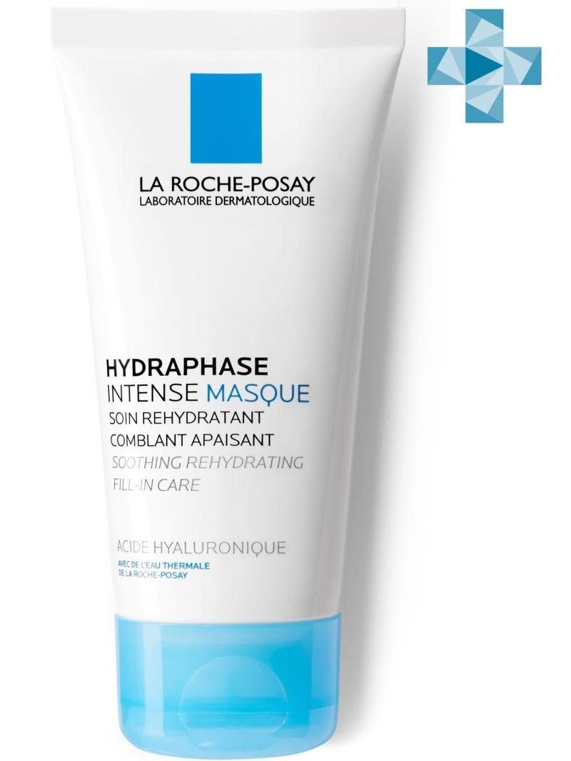 La Roche-Posay Увлажняющая маска Гидрафаз Интенс 50 мл (La Roche-Posay, Hydraphase) la roche posay pigmentclar eyes