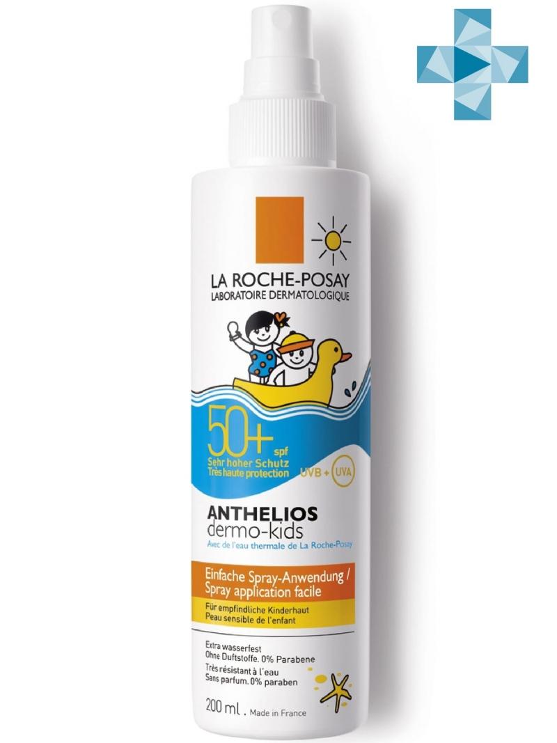 La Roche-Posay Спрей для детей от 3-х лет SPF 50+ 200 мл (La Roche-Posay, Anthelios)
